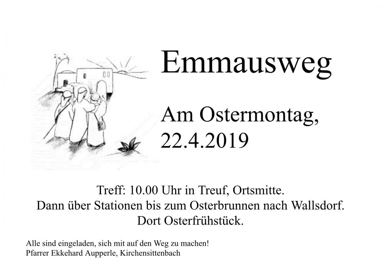 Emmaus-Weg